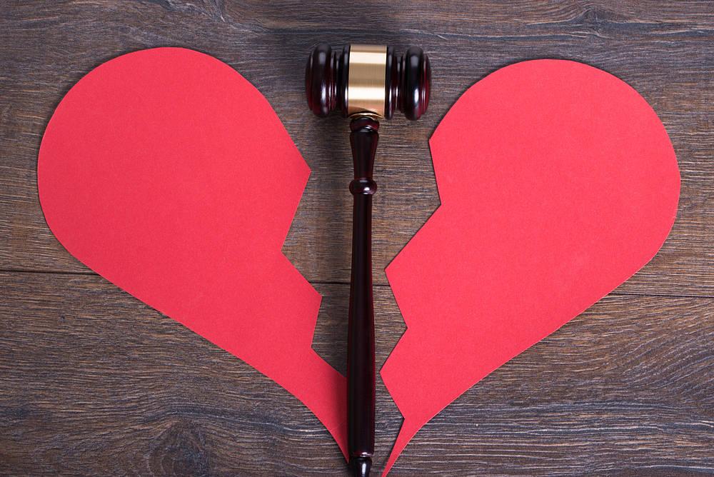 delito antes del divorcio