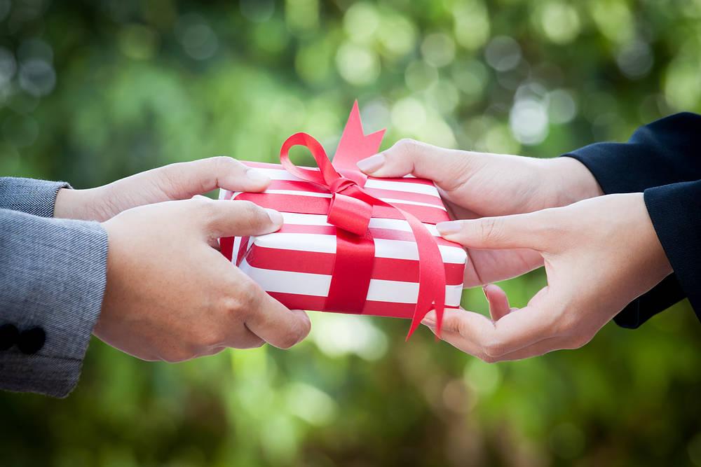 préstamo entre particulares o donación
