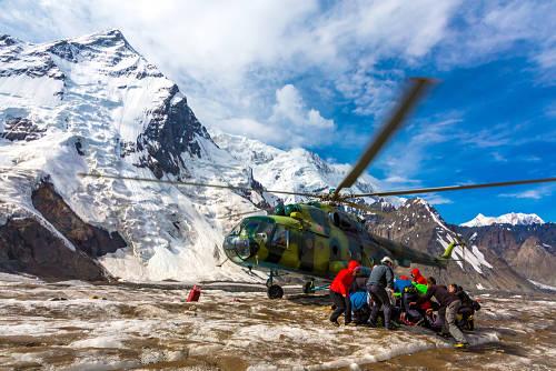 responsabilidad legal de los líderes en la montaña