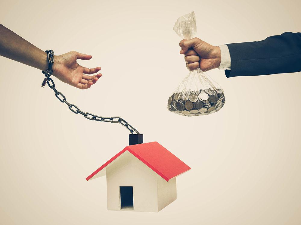 contrato hipotecario nulo
