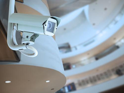 cámaras de seguridad en el trabajo
