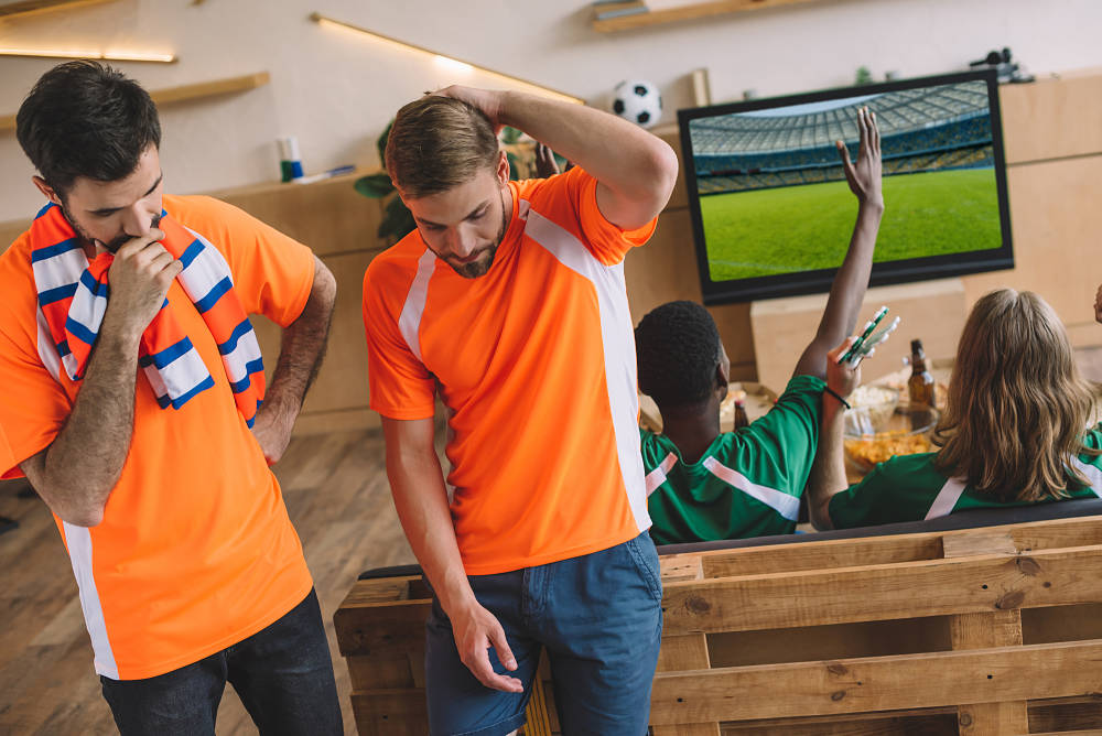 camisetas falsas fútbol