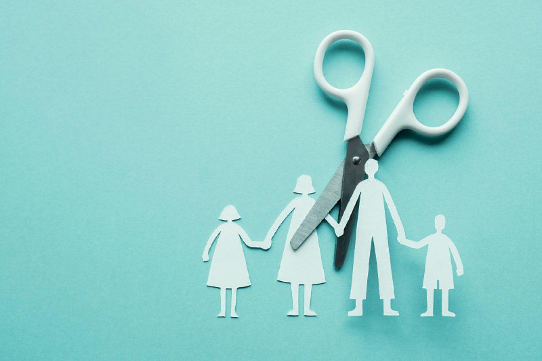 5 claves a la hora de separar dos hijos en un divorcio