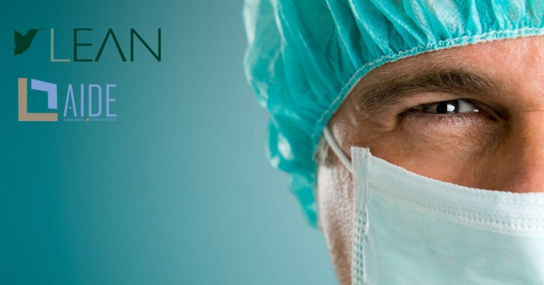 Guía legal para profesionales sanitarios