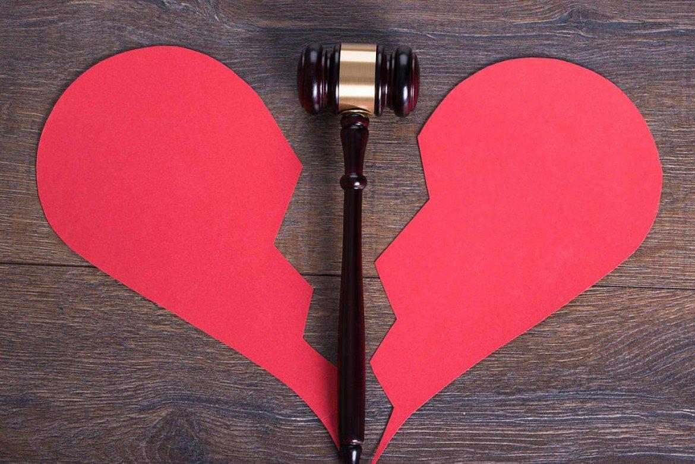 Cómo no incurrir en un delito antes del divorcio